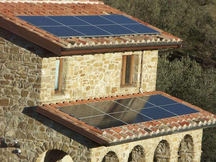Pannello Solare Integrato Lirik : Fotovotlaico integrato